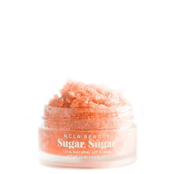 NCLA Beauty Sugar Peach Lip Scrub 15ml