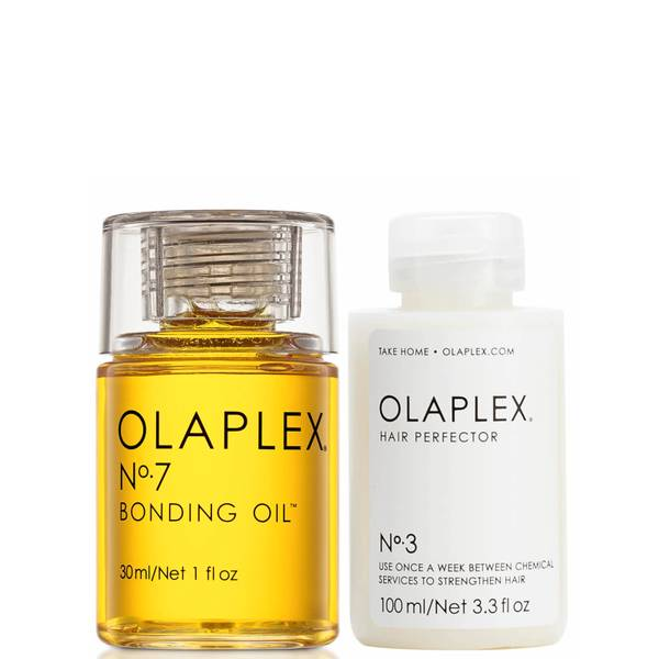 Olaplex No.7 and No.3 Duo