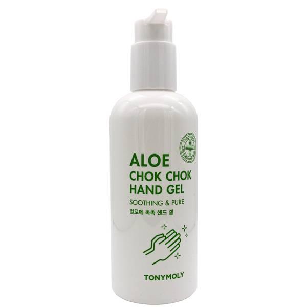 TONYMOLY Jumbo 62% Alcohol Aloe Chok Chok Hand Gel 300ml