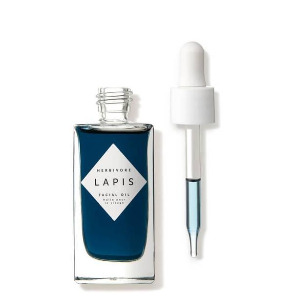 Herbivore LapisBlue Tansy and Squalane Balancing Facial Oil 50ml