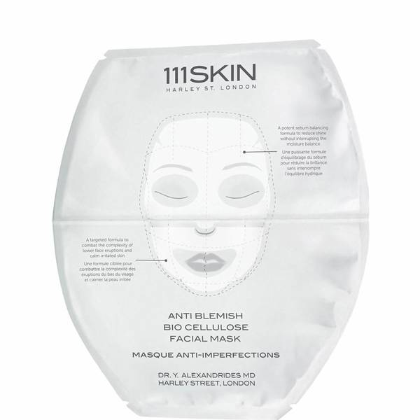 111SKIN Anti Blemish Bio Cellulose Facial Mask Single 25ml
