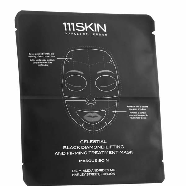 111SKIN Celestial Black Diamond Lifting and Firming Mask Face Single 31ml