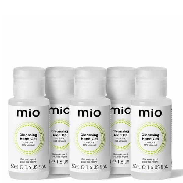 Mio Skincare Hand Sanitiser Bundle 5 x 50ml