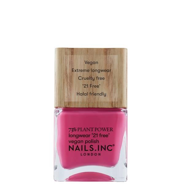 Smalto Unghie Plant Power nails inc. 15ml (varie tonalità)
