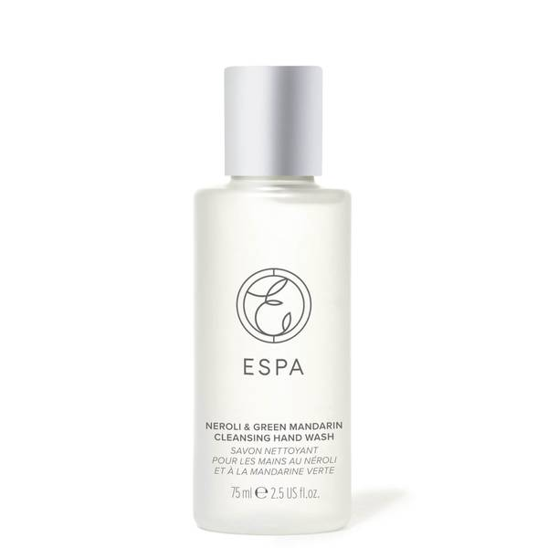 ESPA Essentials Neroli and Green Mandarin Hand Wash 75ml (Travel)