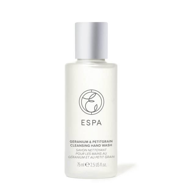 ESPA Essentials Geranium and Petitgrain Hand Wash 75ml (Travel)