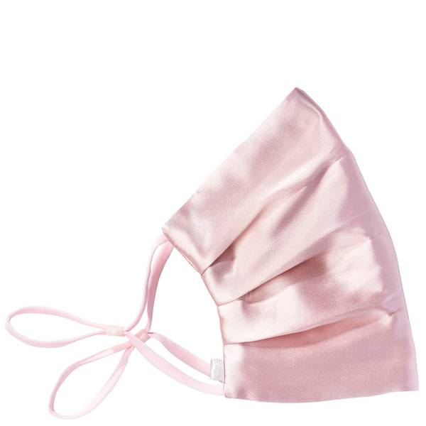 Slip Reusable Face Covering - Pink