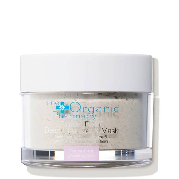The Organic Pharmacy Flower Petal Deep Cleanser and Exfoliating Mask (60 g.)