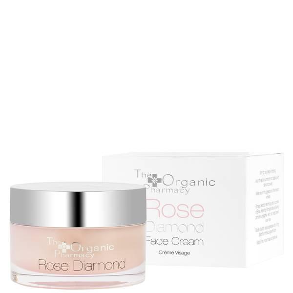 The Organic Pharmacy Rose Diamond Face Cream (50 ml.)