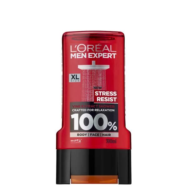 L'Oreal Men Expert Stress Resist 3-in-1 Shower Gel 300ml