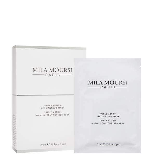 Mila Moursi Triple Action Eye Contour Mask (Pack of 5)
