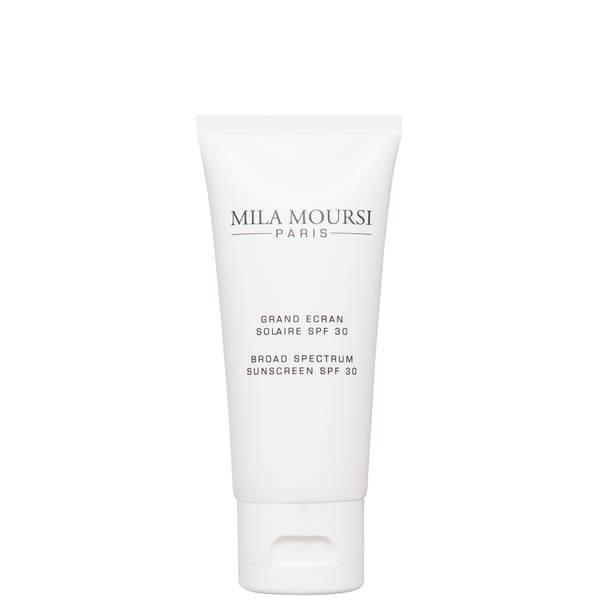 Mila Moursi Broad Spectrum SPF30 Sunscreen 50ml