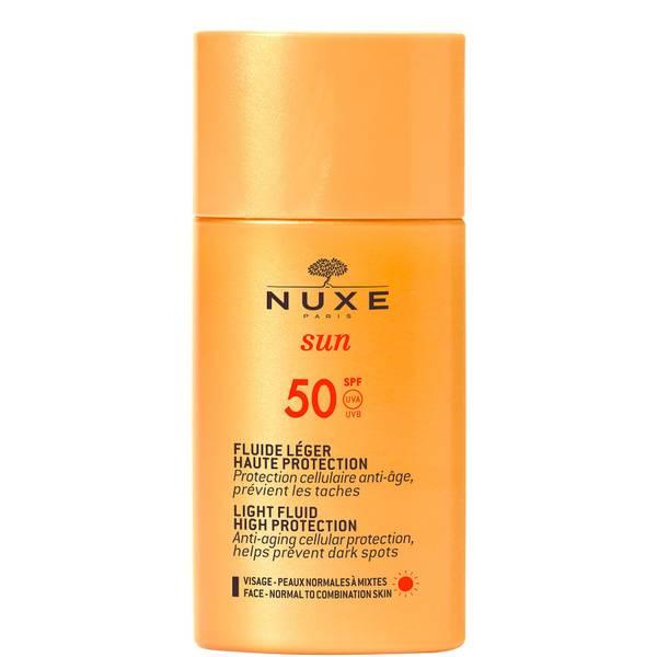 NUXE Sun SPF50 Light Face Fluid 50ml