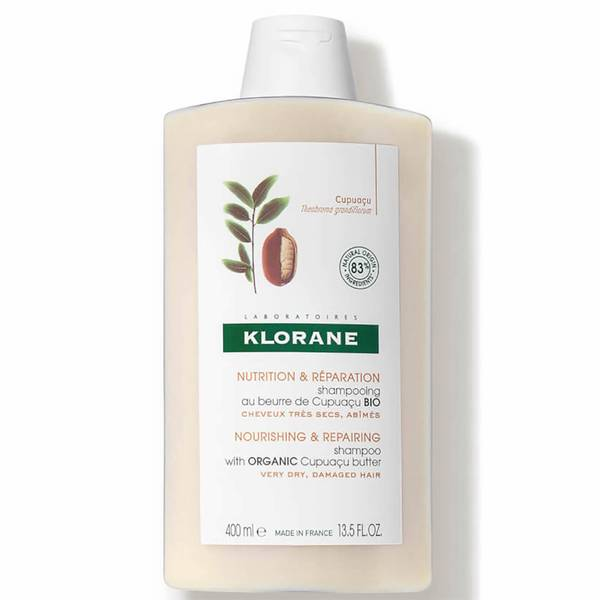 KLORANE Shampoo with Organic Cupuau Butter (13.5 fl. oz.)