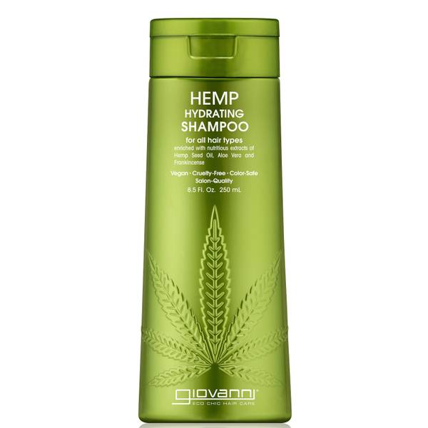 Giovanni Hemp Hydrating Shampoo 250ml