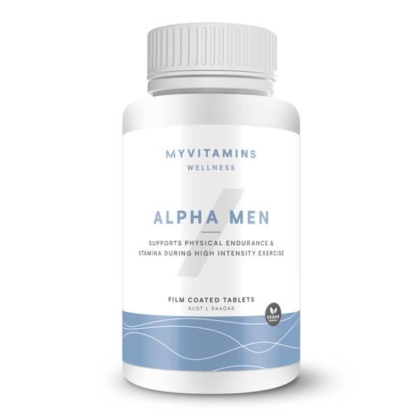 Myvitamins Alpha Men - 60 tabs