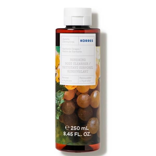 Korres Santorini Grape Renewing Body Cleanser 250ml.