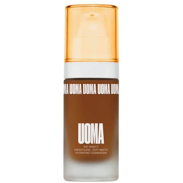 UOMA Beauty Say What Foundation 30ml (Various Shades)
