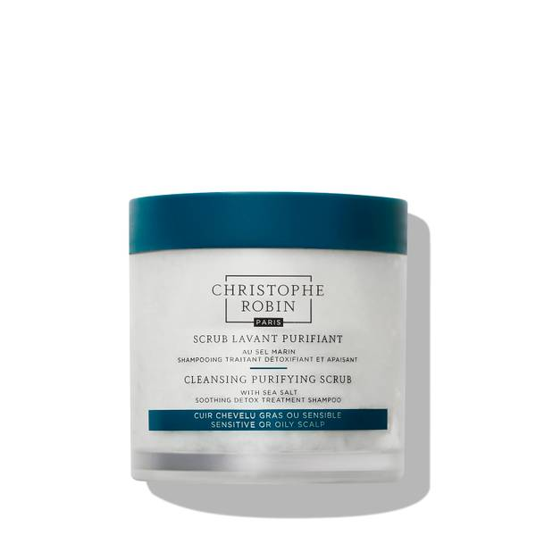Christophe Robin Cleansing Purifying Scrub with Sea Salt 250ml
