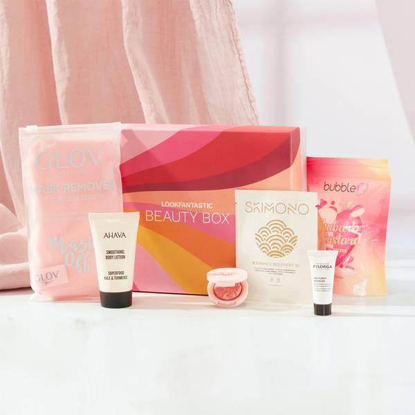 LOOKFANTASTIC Beauty Box 2021 Master V2 (Beauty Box)
