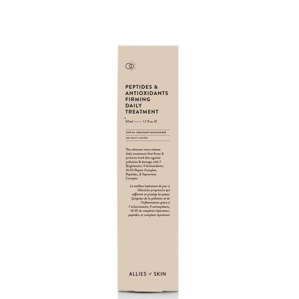 Allies of Skin Peptides Antioxidants Firming Daily Treatment (1.7 fl. oz.)