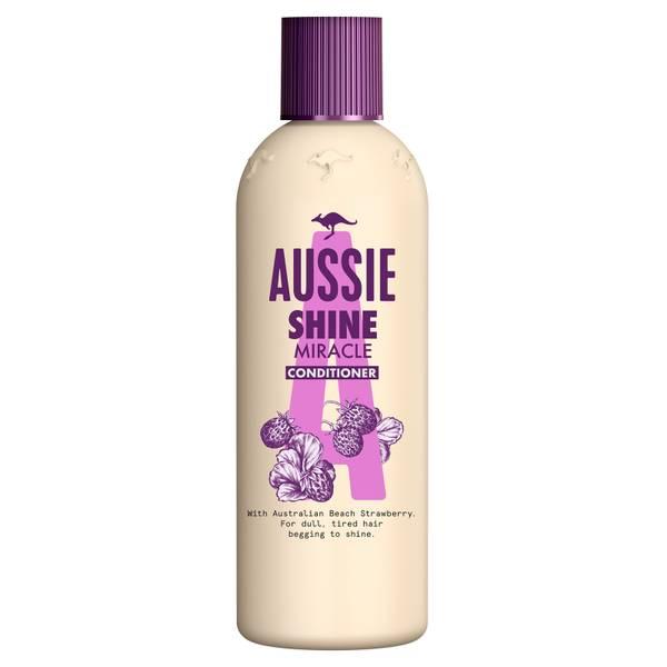 Aussie Miracle Shine Hair Conditioner 250ml