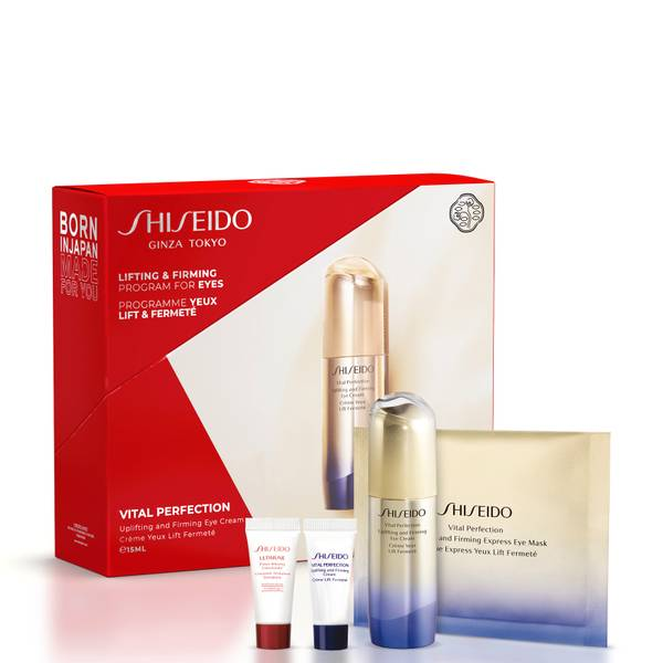 Shiseido Vital Perfection Uplifting and Firming Eye Care Set