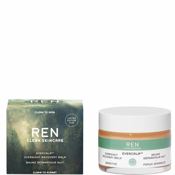 REN Clean Skincare Limited Edition Overnight Recovery Balm 50ml