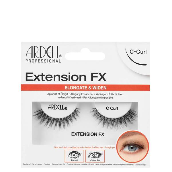 Ardell Extension FX - C Curl