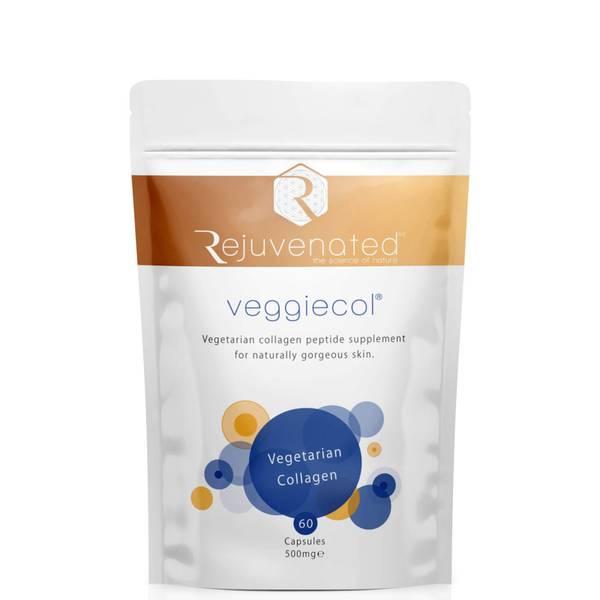 Rejuvenated Veggiecol Vegetarian Collagen - 60 Capsules