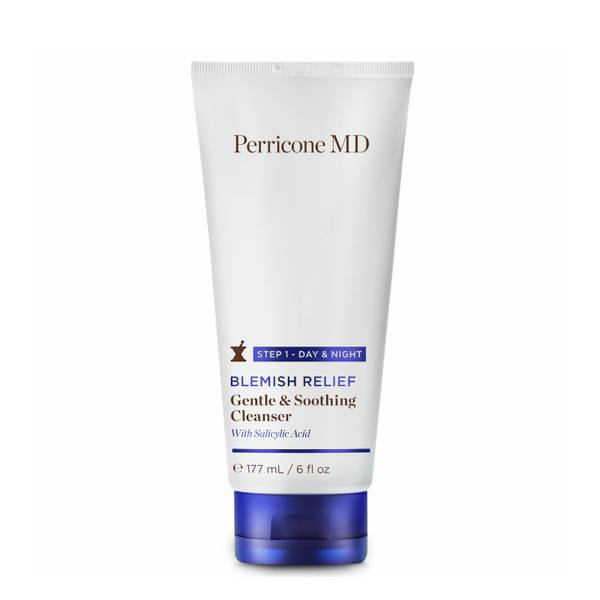 Perricone MD Blemish Relief Gentle and Soothing Cleanser 6 oz