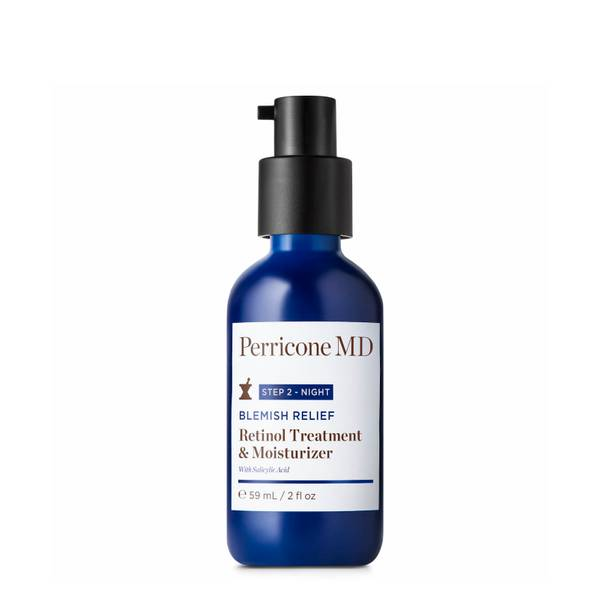 Perricone MD Blemish Relief Retinol Treatment and Moisturiser 2 oz