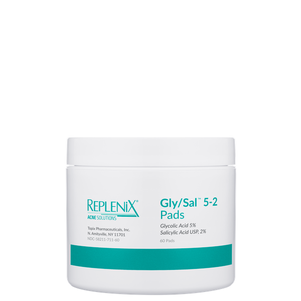 Replenix Gly-Sal 5-2 Pads (60 count)