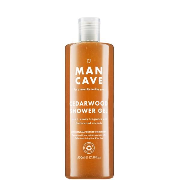 ManCave Cedarwood Shower Gel 500ml