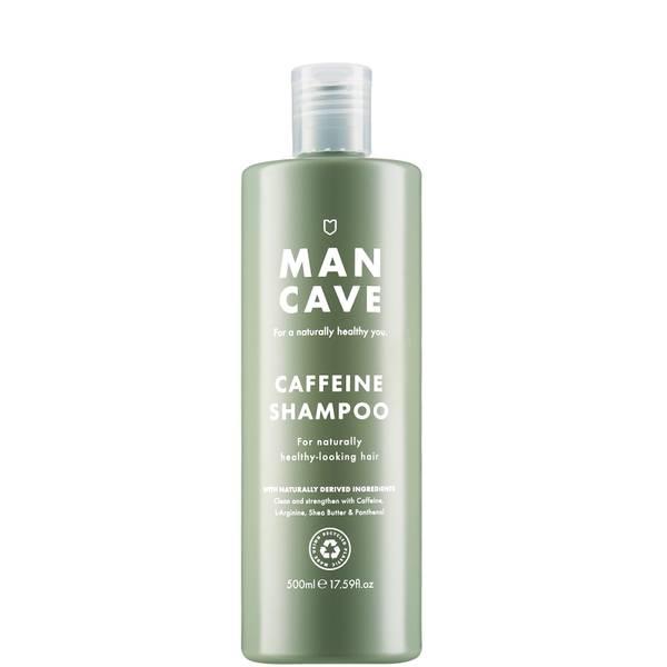ManCave Caffeine Shampoo 500ml