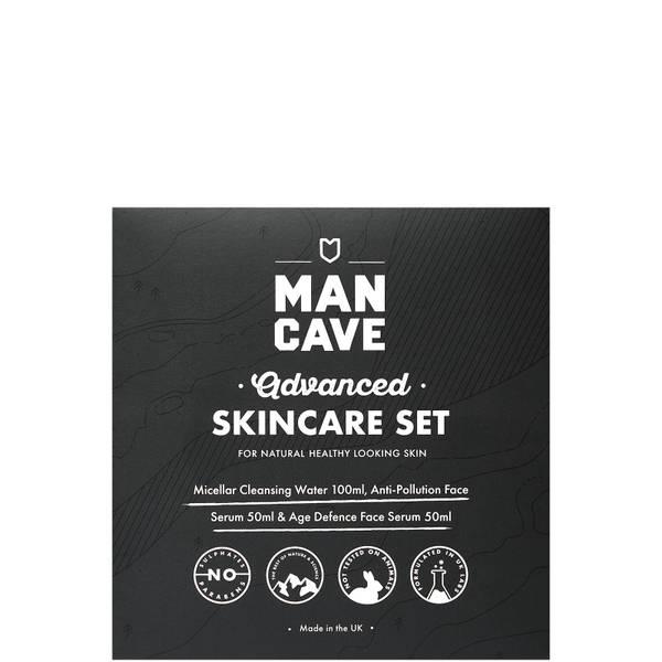 ManCave Advanced Skincare Set