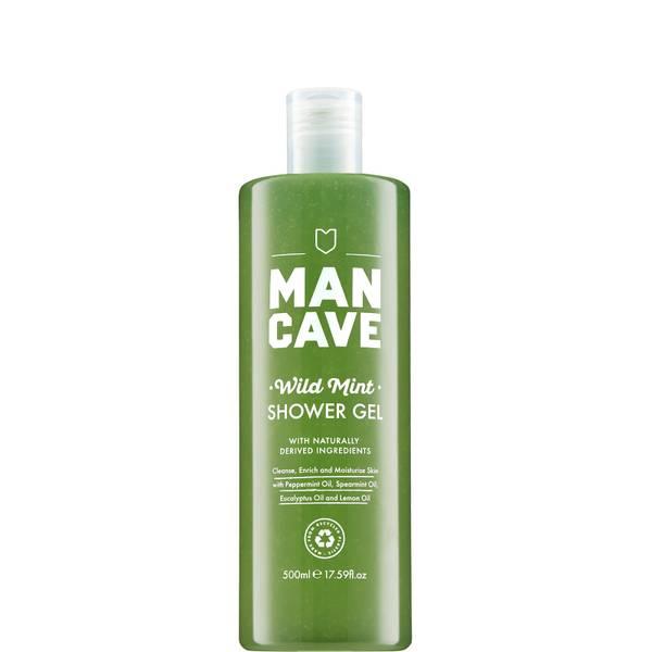 ManCave Wild Mint Shower Gel 500ml