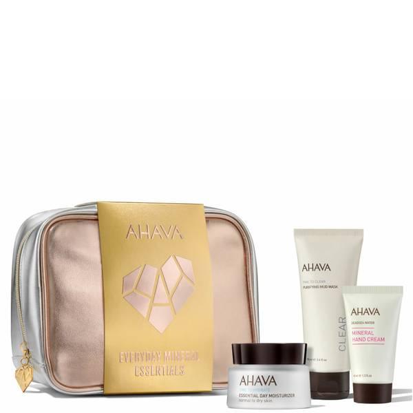 AHAVA Everyday Mineral Essentials Set
