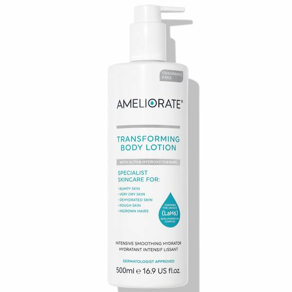 AMELIORATE Transforming Body Lotion 500ml (Fragrance Free)