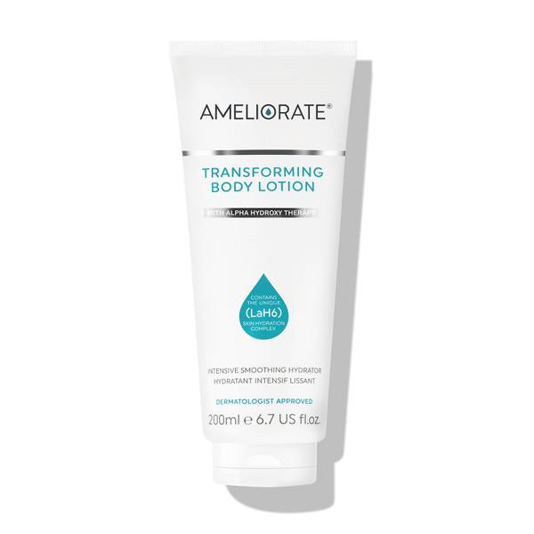 AMELIORATE Transforming Body Lotion 200ml (Fragrance Free)