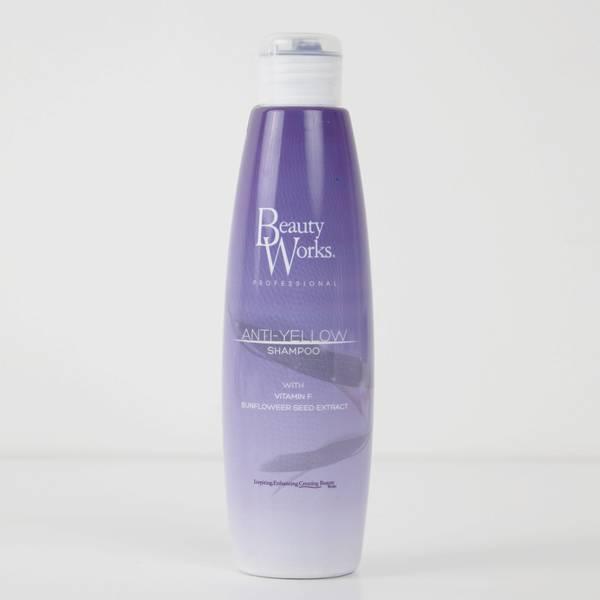 Beauty Works Anti Yellow Shampoo Gift Set 100ml