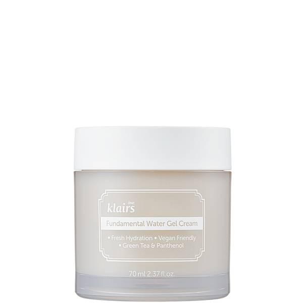 Dear, Klairs Fundamental Water Gel Cream 70ml