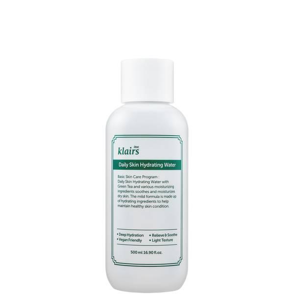 Dear, Klairs Daily Skin Hydrating Water 500ml