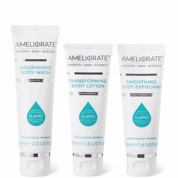 AMELIORATE Smooth Skin Regime Trial Bundle