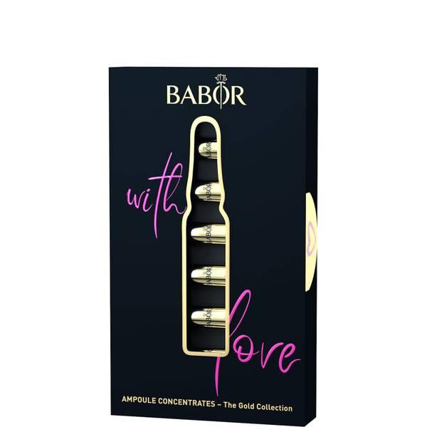 BABOR Amp. Geschenkset Gold Edition