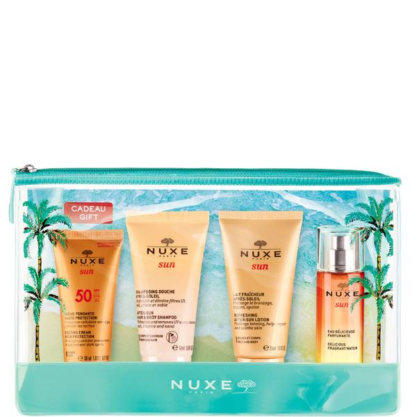 NUXE Sun Exclusive Travel Pouch