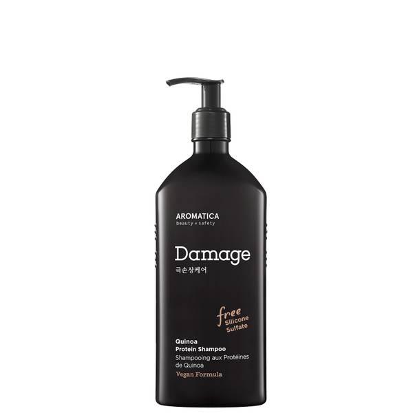 AROMATICA Quinoa Protein Shampoo 400ml