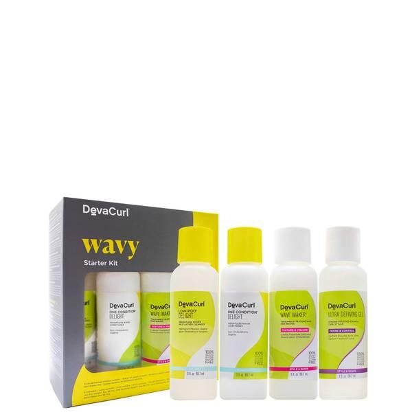 DevaCurl Wavy Starter Kit