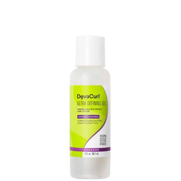 DevaCurl Ultra Defining Gel - Strong Hold No-Crunch Curl Styler 88ml