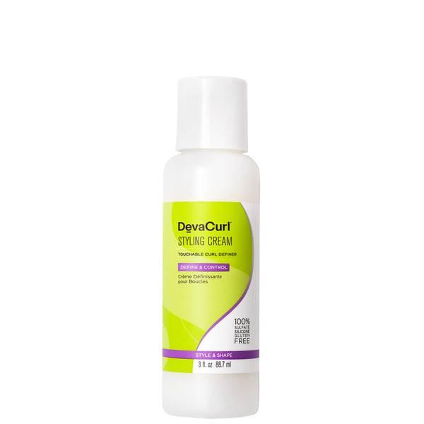 DevaCurl Styling Cream - Touchable Curl Definer 88ml